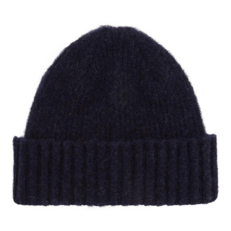 Ribbed Beanie Hat, ${color}