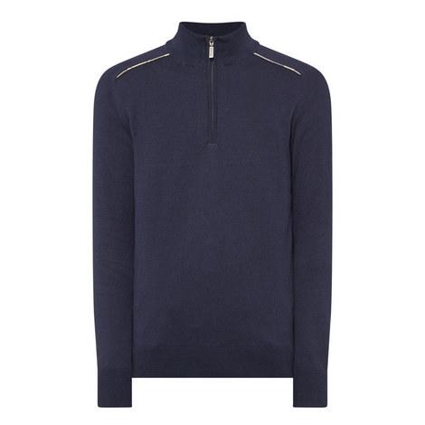 Wick Half-Zip Sweater, ${color}