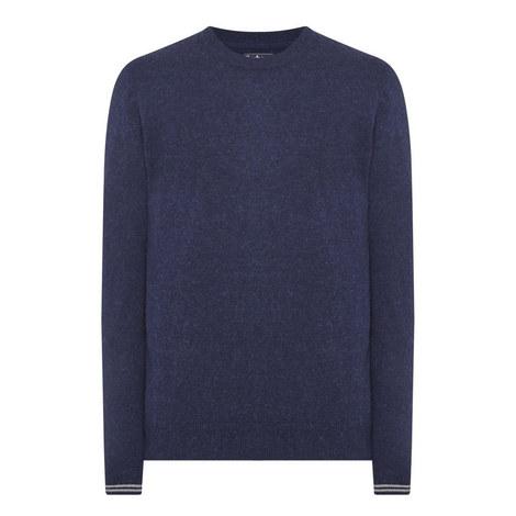 Covesea Crew Neck Sweater, ${color}