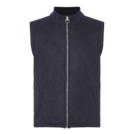 Barra Quilted Gilet, ${color}