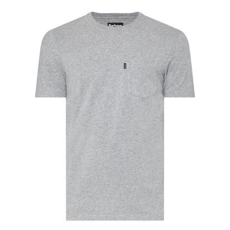 Essential Pocket Crew Neck T-Shirt, ${color}