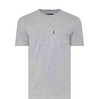 Essential Pocket Crew Neck T-Shirt