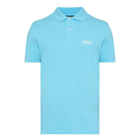 Essential Piqué Polo Shirt, ${color}