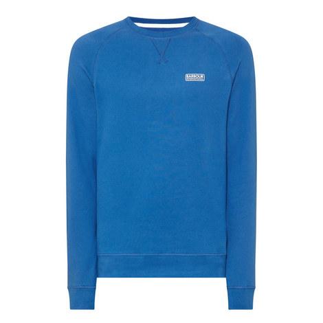 Essential Crew Neck Sweatshirt, ${color}