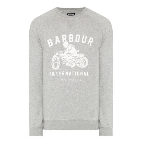 Burn Logo Sweatshirt, ${color}