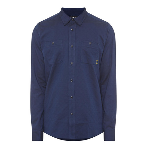 Harris Textured Shirt, ${color}
