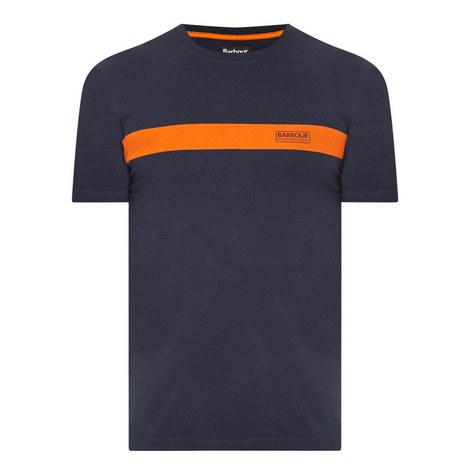 Line Logo T-Shirt, ${color}