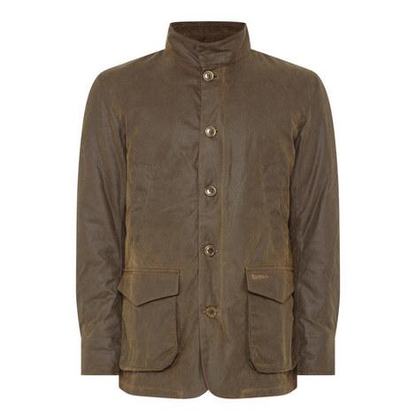 Brollen Waxed Jacket, ${color}