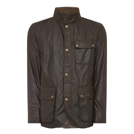 Connel Waxed Jacket, ${color}