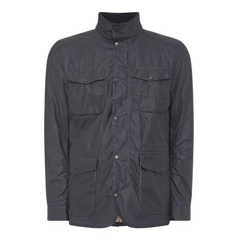 Lightweight Ogston Wax Jacket, ${color}