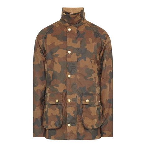 Slim Camouflage Bedale Jacket, ${color}
