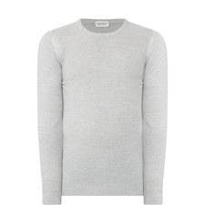 Singular Textured Merino Wool Sweater