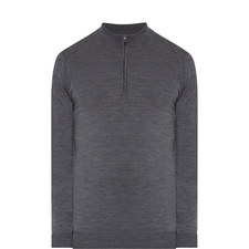Barrow Wool Half Zip Sweater