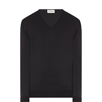Blenheim V-Neck Sweater