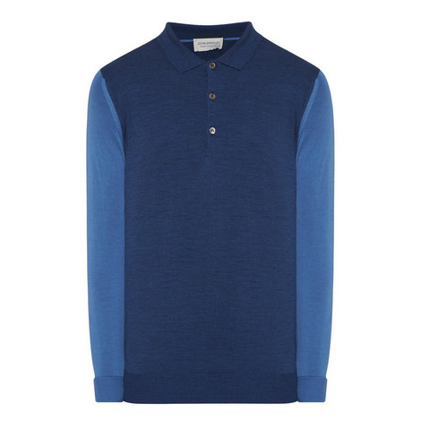 Brightgate Merino Wool Polo Shirt, ${color}