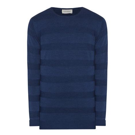 Coplow Stripe Sweater, ${color}