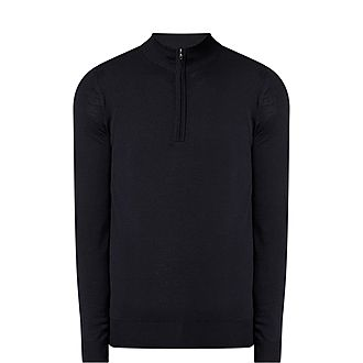 Tapton Half-Zip Sweater