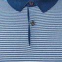 Etton Striped Polo Shirt, ${color}
