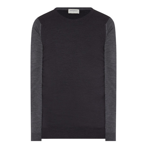 Hindlow Crew Neck Sweater, ${color}