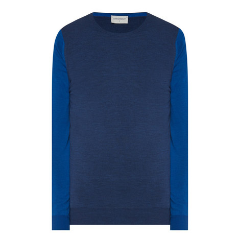 Hindlow Crew Neck Sweater, ${color}