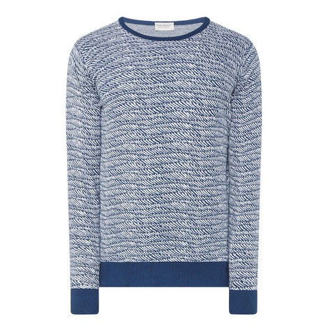 Laxton Patterned Sweater, ${color}