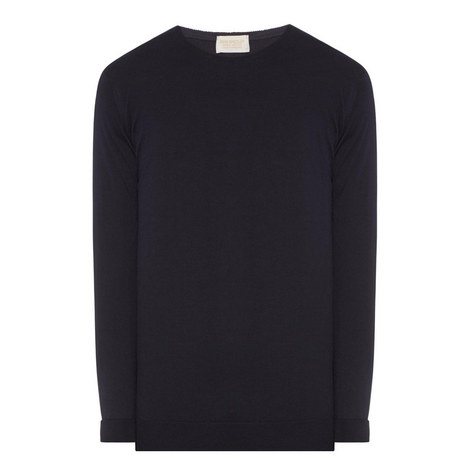 Sherman Crew Neck Sweater, ${color}