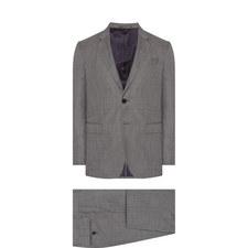 Byard Sharkskin Suit
