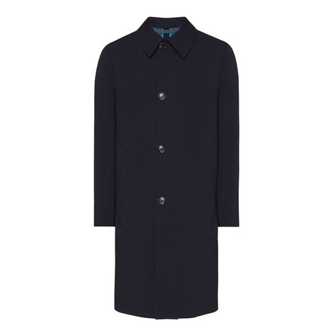 Single Breasted Wool Coat, ${color}