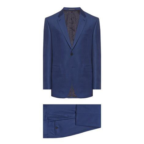 2 Piece Byard Fit Suit, ${color}