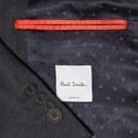 2 Piece Soho Fit Wool Suit, ${color}