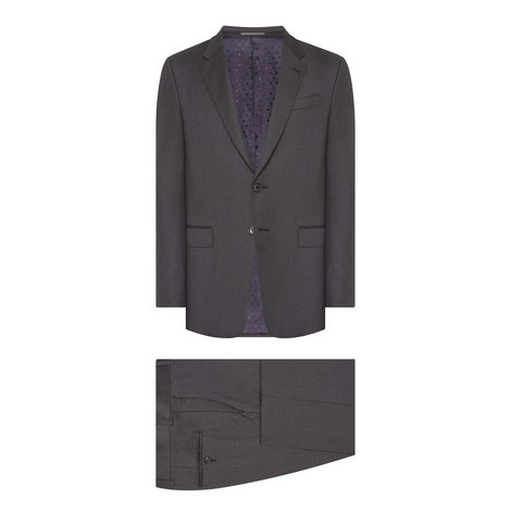 2 Piece Byard Fit Suit, ${color}