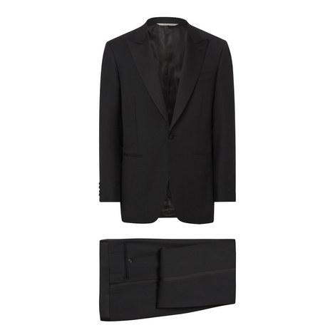 Evening Suit Drop 7 Tuxedo, ${color}