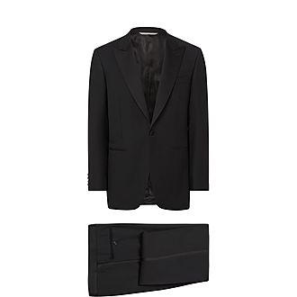 Evening Suit Drop 7 Tuxedo