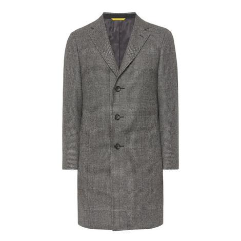 Check Wool Kei Jacket, ${color}
