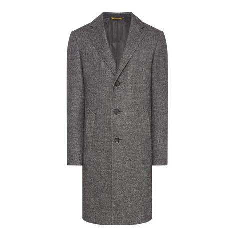 Kei Twill Coat, ${color}