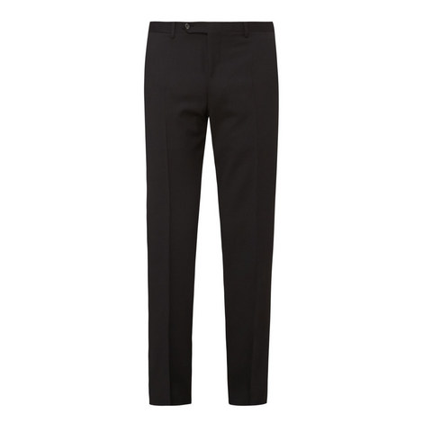 Drop 6 Flat Front Trouser, ${color}