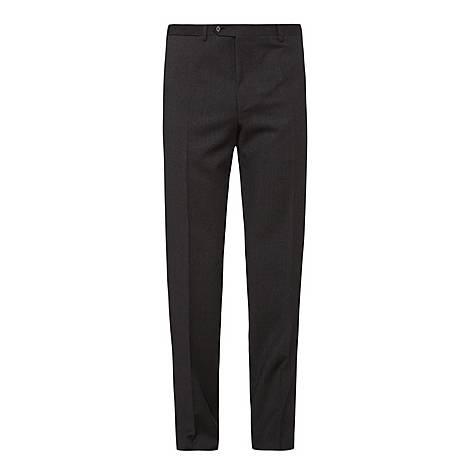 Drop 6 Flat Front Trouser, ${color}
