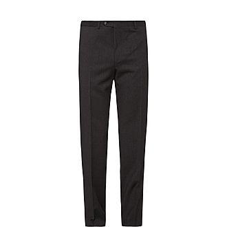 Drop 6 Flat Front Trouser