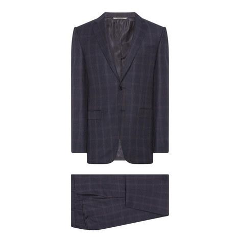 Drop 8 Check Suit , ${color}