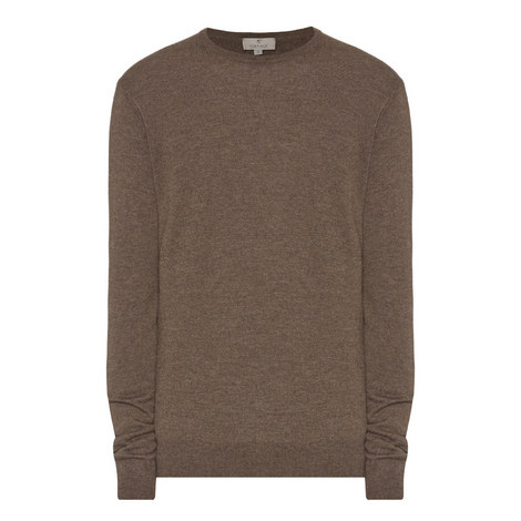 Crew Neck Wool Sweater, ${color}