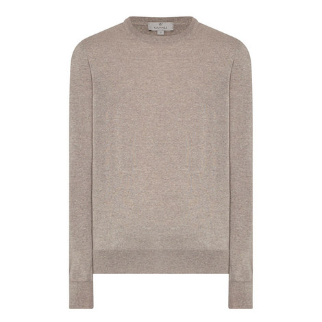 Merino Crew Neck Sweater, ${color}