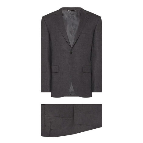 2-Piece Textured Suit, ${color}