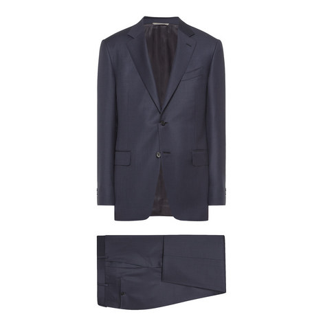 Drop 6 2-Piece Wool Twill Suit, ${color}