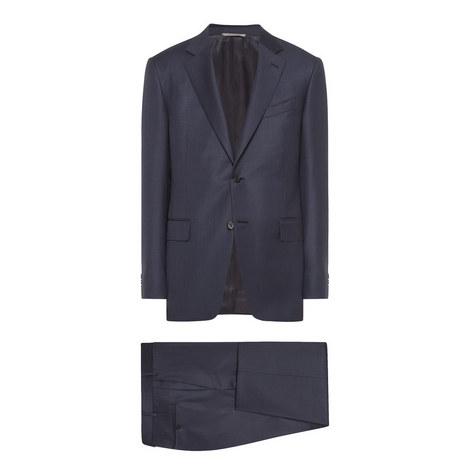 Drop 6 2-Piece Wool Twill Suit, ${color}