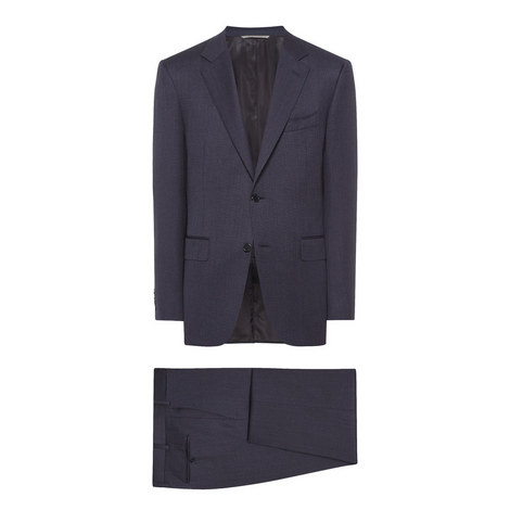 2-Piece Wool Suit, ${color}
