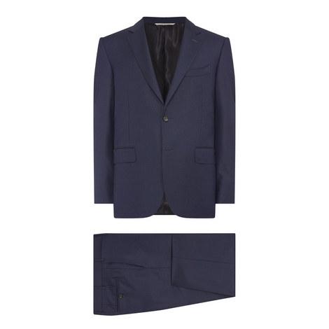 Two-Piece Exclusive Suit, ${color}