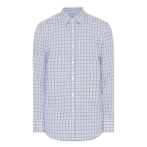 Casual Check Shirt, ${color}