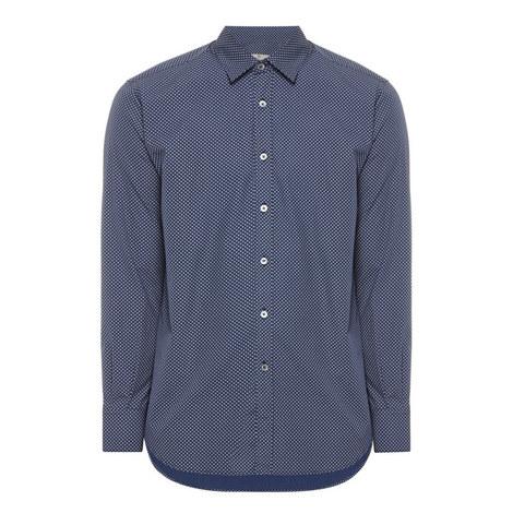 Modern Fit Patterned Shirt, ${color}