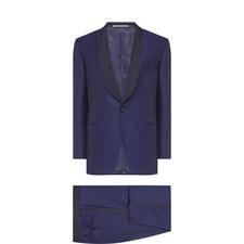 2-Piece Shawl Collar Suit