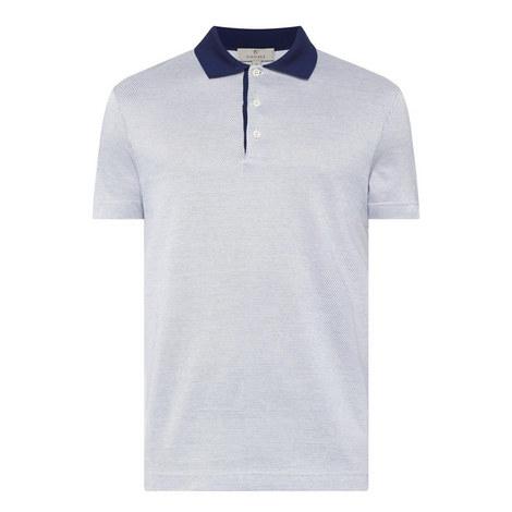 Textured Polo Shirt , ${color}